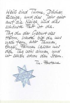 Weihnachtskarte Zweige von Kartenfreude auf DaWanda.com