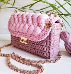 Marvelous Crochet A Shell Stitch Purse Bag Ideas. Wonderful Crochet A Shell Stitch Purse Bag Ideas. Crochet Diy, Crochet Tote, Crochet Handbags, Crochet Purses, Crotchet Bags, Knitted Bags, Crochet Designs, Yarn Bag, Handarbeit