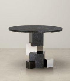 Herve Van der Straeten Design Furniture, Office Furniture, Furniture Dining Table, New Furniture, Table Desk, Low Tables, Sideboard Cabinet, Modern Coffee Tables, Contemporary Furniture