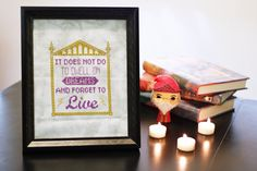 Dumbledore Mirror of Erised *Cross Stitch PATTERN DOWNLOAD*
