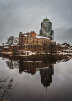 Vyborg castle. by Yana Kh