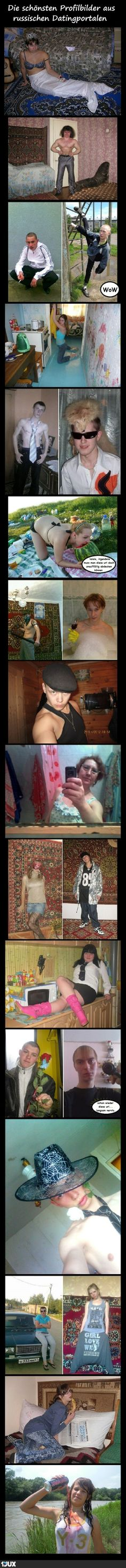 Pictures from a russian dating side