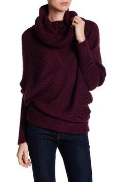 Asymmetrical Cowl Sweater by Wooden Ships on @HauteLook