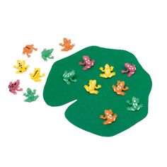 There are 4 colours, 10 each of plain frogs and 36 decorated with 5 assorted patterns. Sorting, Classroom, Kids Rugs, Colours, Pattern, Home Decor, Homemade Home Decor, Kid Friendly Rugs, Model