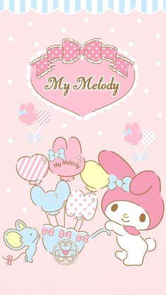 My Melody Wallpaper, Sanrio Wallpaper, Friends Wallpaper, Kawaii Wallpaper, My Melody Sanrio, Character Creator, Creative Instagram Stories, Sanrio Characters, Anime Kawaii