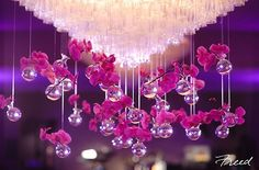Pink and Purple Weddings