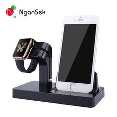 Charging Dock for iPhone & Apple Watch