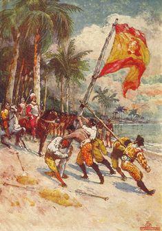 flag 1517 Spain panama - Google Search