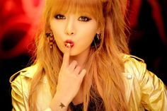 "HyunA from the M/V ""What's Your Name?"""