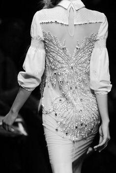 to wear something so beautiful