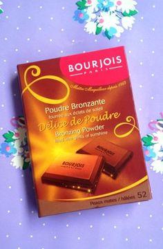 Bourjois Delice de Poudre Chocolate Bronzing Powder Review & Swatches