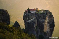 Monastery of the Holy Trinity, Greece