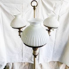 Lampada piantana 3 luci