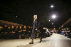 Burberry Fall 2016 Ready-to-Wear Fashion Show Atmosphere