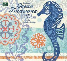 Ocean Treasures 2015 Calendar
