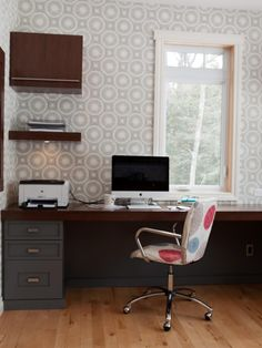 mid century modern home offices from shane inman on hgtv
