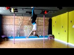"Aerial Hammock Routine to ""Circus"" ~ Flight Risk Aerial Silks!"