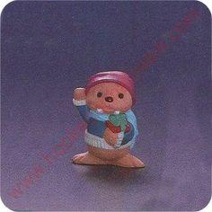 1993 Baby Walrus - Merry Miniature 4.95
