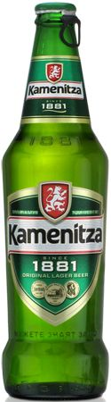 Kamenitza Beer #beer