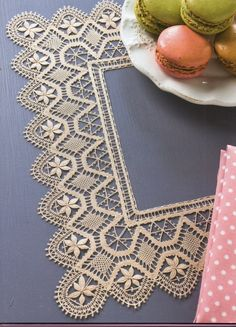 Foto: Bobbin Lace Patterns, Crochet Patterns, Doily Art, Bobbin Lacemaking, Types Of Lace, Point Lace, Lace Making, Hobbies And Crafts, Free Crochet