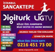 Digiturk Sancaktepe Bayi Vip Servis Digiturk İstanbul