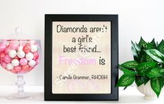 Real Housewives Printable Quote Art Camille by ScreenQuotes on Etsy $11.50