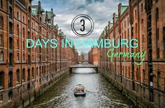 3 days in Hamburg, Germany is the perfect amount of time to see the best of the city. Highlights from our time in Hamburg, best photo spots in Hamburg