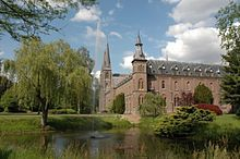 Koningshoeven Abbey: Tilburg, The Netherlands Dutch, 1, Mansions, Landscape, House Styles, Greek Chorus, Holland, Beer, Scenery