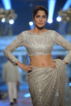 Style Stripped - Pakistan's Premier Fashion and Style Portal.: Runway Review: Faraz Manan at BCW