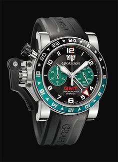 2OVGS.B12A « Oversize GMT steel « Chronofighter « Collection - Graham London #Watches #GrahamLondon #AttilaMéxico