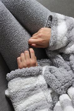 Fluffy Homewear from Oysho Cozy Pajamas, Pyjamas, Cuddle Duds, Cute Underwear, Lazy Day Outfits, Fluffy Sweater, Lady Grey, Home Outfit, Fluffy Animals