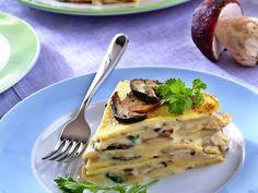 tortino-di-crespelle-alle-patate-e-funghi-trifolati preparazione