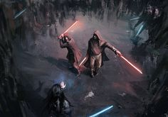Star Wars Forever — margaretems:   Sith by Thuberchs