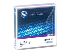 HP C7976A LTO 6 features an incredible 6.25TB capacity and transfer speeds of up to 1.4TB. HP C7976A LTO 6 tape is available in stock at itdevicesonline.com