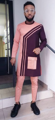 - Source by - Latest African Men Fashion, Latest African Wear For Men, African Shirts For Men, Nigerian Men Fashion, African Attire For Men, African Clothing For Men, African Print Fashion, African Prints, Couples African Outfits