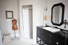 Double Vanity, Vanity, Hotel, Bathroom Vanity, Bathroom