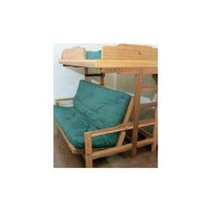 Buy Woodworking Project Paper Plan to Build Futon Bunk Bed at Woodcraft.com