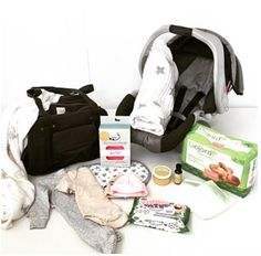 sleepbelt is amazing to pack in your hospital bag or give as a gift at your next baby shower. post found on bonjourbabybaskets