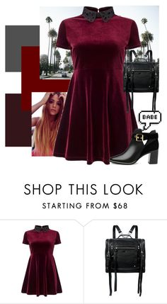 """""""{instert text here}"""" by rusher-decorazon on Polyvore featuring moda, Miss Selfridge, McQ by Alexander McQueen y Ted Baker"""