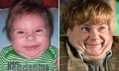 12 Babies That Look Like Celebs - AwkwardFamilyPhotos.com