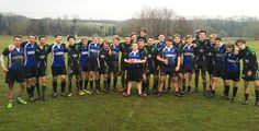 Rugby U16s tournement with the final two teams -  including Abbotsholme!