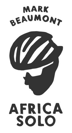 Noted: New Logo for Mark Beaumont's Africa Solo Ride by O Street