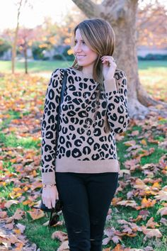 leopard sweater, leopard sweater target, leopard sweater outfit, winter outfit 2017, casual outfit, winter outfit women, winter outfit women 30s