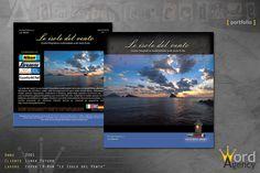 Le Isole del Vento - Cover Cd-Rom