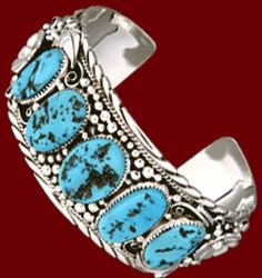 This Turquoise and Sterling Silver jewelry bracelet is a sample of the fine selection of Navajo Indian Jewelry at Skystone Creations Turquoise Jewelry, Turquoise Bracelet, Kingman Turquoise, Sterling Silver Bracelets, Jewelry Bracelets, Jewlery, Navajo Jewelry, Western Jewelry, Bohemian Jewelry