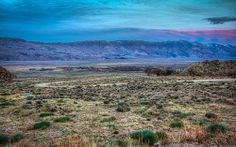 Owens Valley | Owens Valley and The Inyo Mountains | Flickr - Photo Sharing!