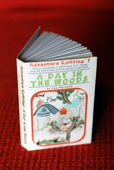 Adventure Knitting: A Day in the Woods
