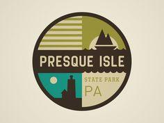 Presque Isle - Caleb Heisey - PA Patch Co.
