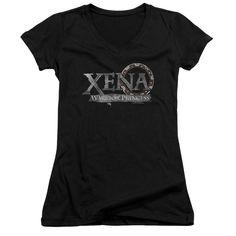 Xena/Battered Logo
