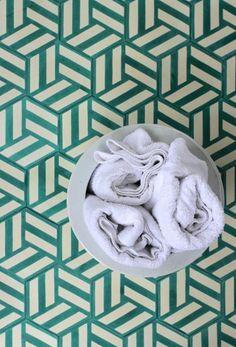 Tricket der holder fliserne fri for kalk Cement, Interior Design, Bathrooms, Blog, Handmade, Home Decor, Tiles, Projects, Nest Design